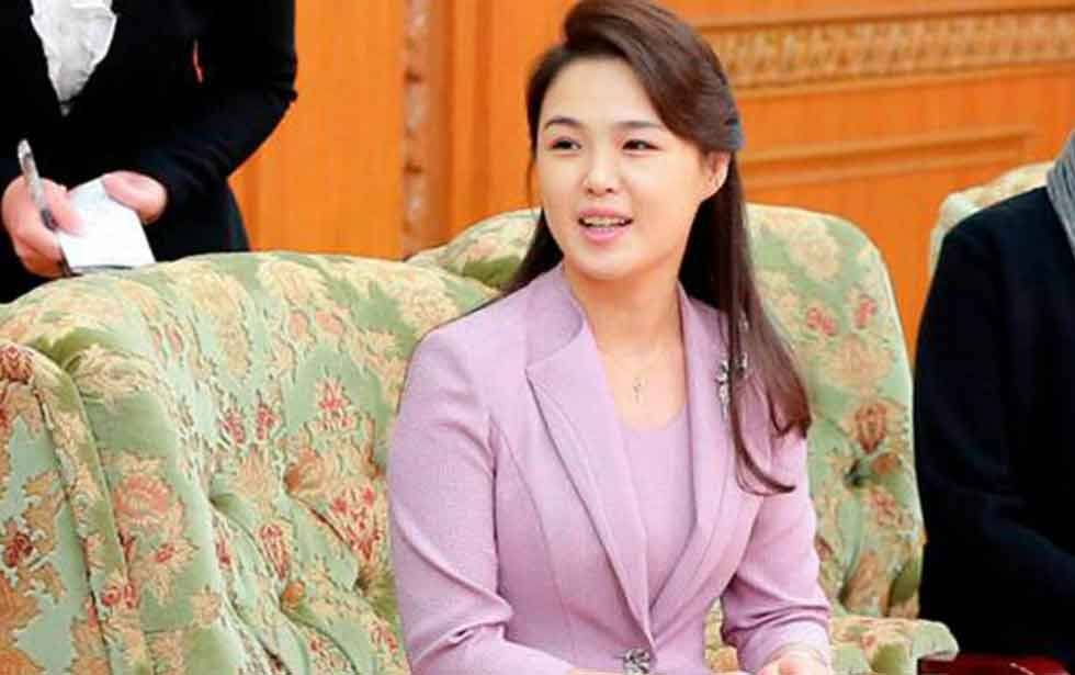 Ri Sol-ju, Age, Married, Husband, Children, Daughter, Family