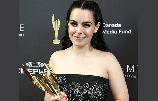 Who Is Emily Hampshire's Husband? Her Net Worth, Professional Career, And Body Statistics