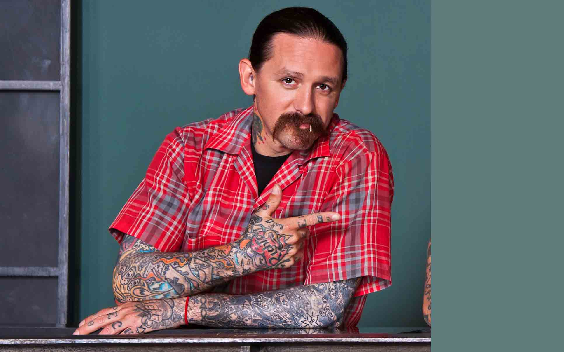 Oliver Peck Tattoos, Age, Net Worth, Wiki, Height, Wife, Relationship, Dating