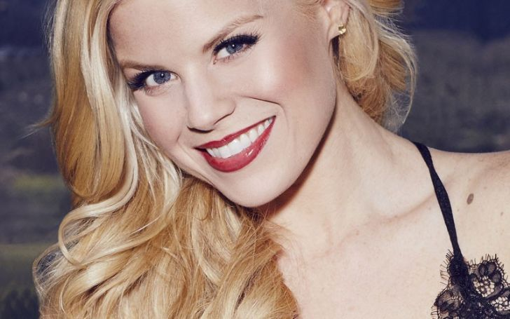 Meet Grammy-Nominated Artist, Megan Hilty: Her Success Story, Relationship History, And Net Worth