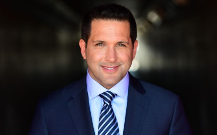 Who Is American TV Analyst, Adam Schefter's Wife? Also, Know About His Net Worth, Salary, And More In His Biography