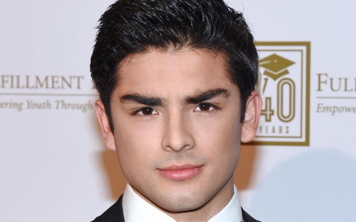 Who Is Diego Tinoco? Know His Age, Height, Instagram, Career, And More
