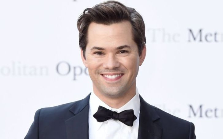 Grammy Award-winning Actor, Andrew Rannells Bio, Net Worth, Age, Height, Married, Wife, Divorce, Children, Family, Movies, TV Shows