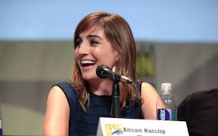 Alison Haislip Bio, Wiki, Age, Height, Body Measurements, Net Worth, Parents, Family