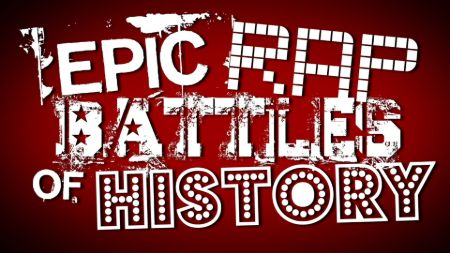 Logo for Epic Rap Battles of History