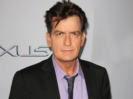 American actor, Charlie Sheen