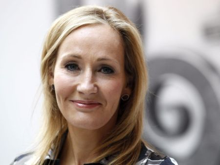 J.K. Rowling once faced depression and later overcame it through medication and therapy sessions