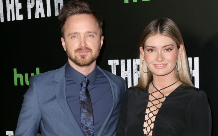 Lesser Known Facts About Lauren Parsekian; Popular Among People As The Wife Of Actor Aaron Paul