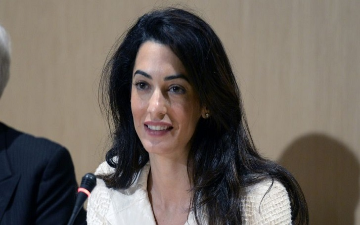 Amal Alamuddin Clooney Is Not Just A Celebrity Wife-Learn Seven Interesting Facts About Her