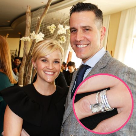 Toth proposed to Reese with a four-karat diamond ring worth $250,000Image Source: Closer Weekly