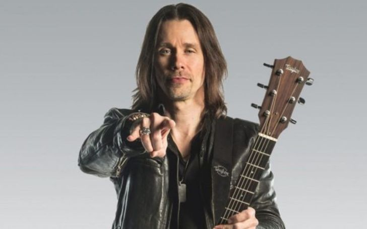 Myles Kennedy; Frontman And Guitarist For Alter Bridge And Slash-Seven Facts You Need To Know About Him