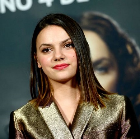 British-Spanish actress, Dafne Keen