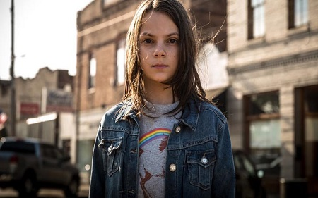 Dafne Keen as Laura Kinney/ X-23