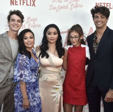Cast of To All the Boys I've Loved Before