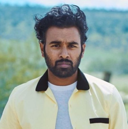 Himesh Patel is an English actor from Indian DescentImage Source: Twitter @HimeshJPatel