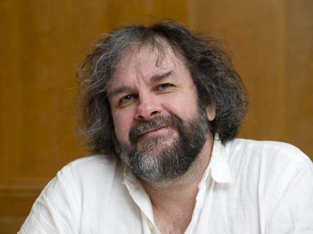 A picture of Peter Jackson