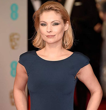 Actress MyAnna Buring