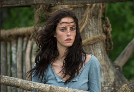 Kaya as Teresa in The Maze Runner