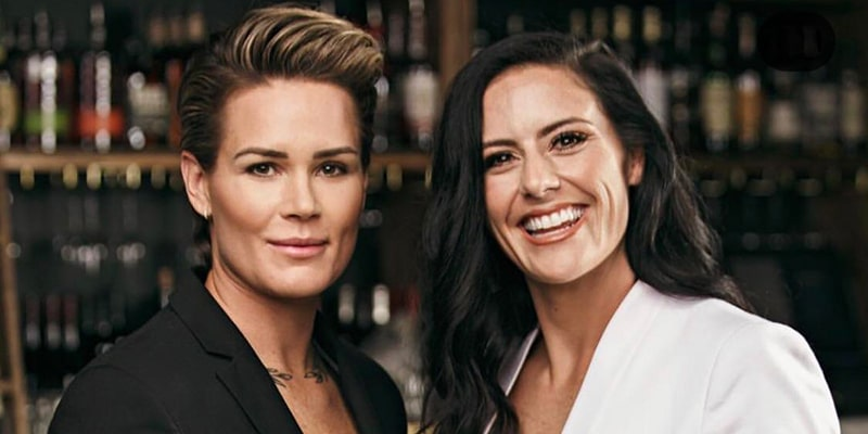 Seven Exciting Facts About Newlyweds Ali Krieger and Ashlyn Harris