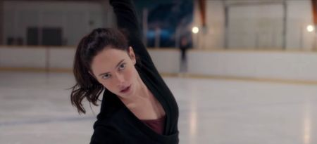 Kaya as Kat Baker in Spinning Out