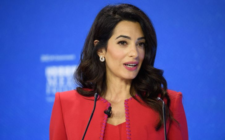 Who Is Amal Clooney? Here's All You Need To Know About Her Early Life, Age, Career, Net Worth, Relationship, Marriage, & Family