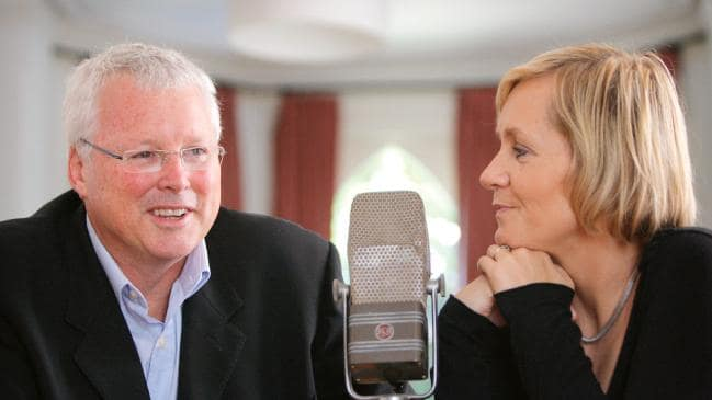 Tony Jones and his wife Sarah Ferguson