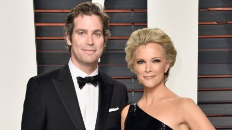 Megyn Kelly and her husband Douglas Brunt