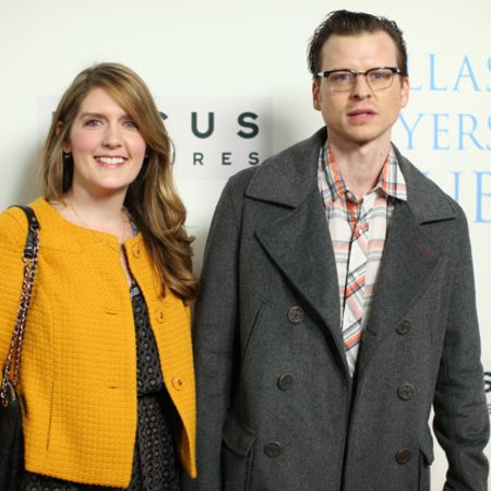 Kevin Rankin and his wife Jill Farley