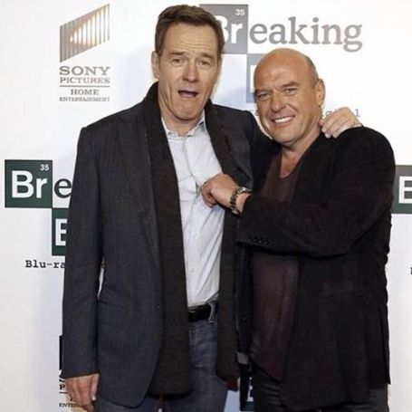 Dean Norris attending Breaking Bad Event