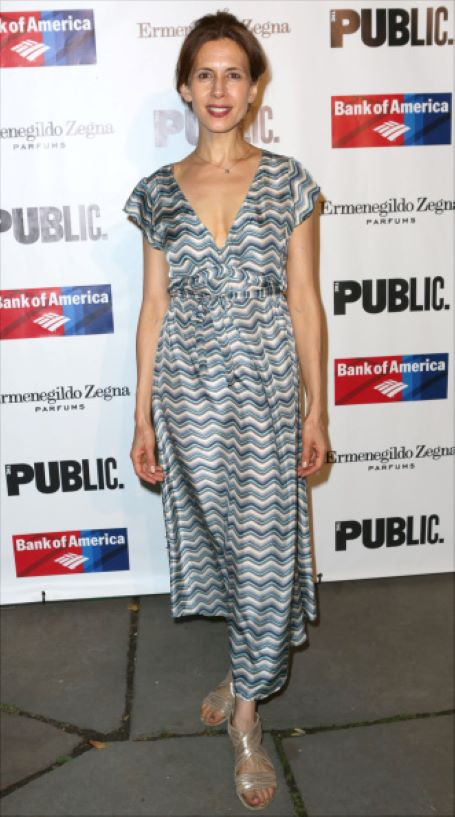Jessica Hecht in an Event