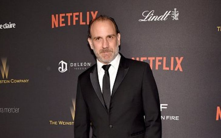 Who Is Nick Sandow? Know About His Age, Height, Net Worth, Measurements, Personal Life & Relationship