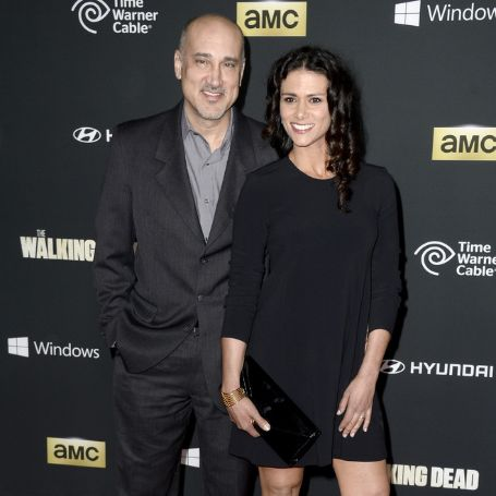 Melissa Ponzio and  Kenny Alfonso