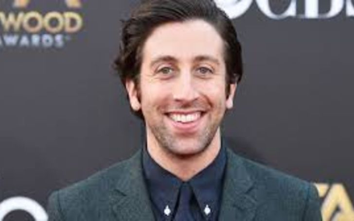 Who Is Simon Helberg? Know About His Age, Height, Net Worth, Measurements, Personal Life, & Relationship