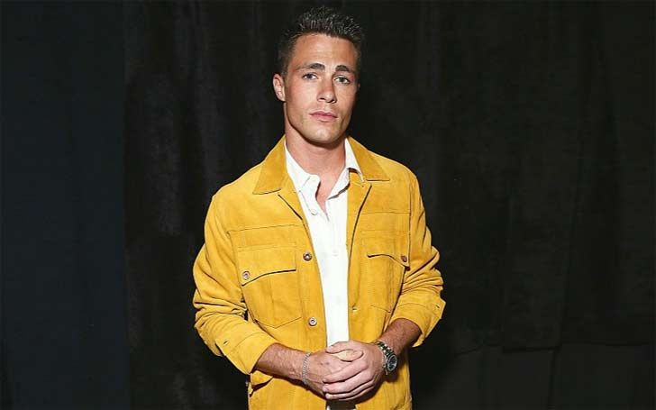 Who Is Colton Haynes? Here's All You Need To Know About His Age, Early Life, Net Worth, Personal Life, & Relationship
