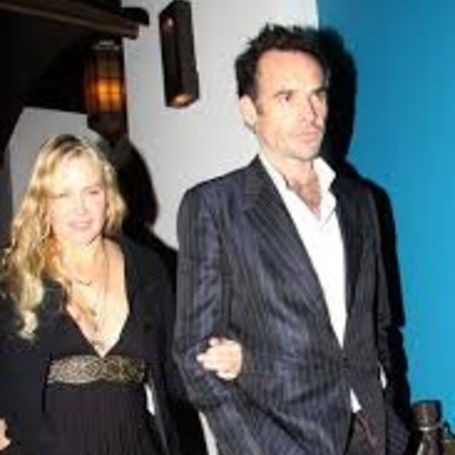Paul Blackthorne with Daryl Hannah