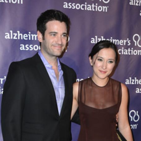 Colin Donnell with Zelda Williams