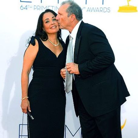 Ed O'Neill with his wife Catherine Rusoff