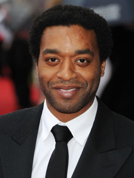A British actor, Chiwetel Ejiofor