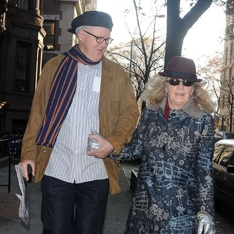 John Lithgow and Jean Taynton
