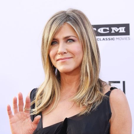 Aniston attending movie function
