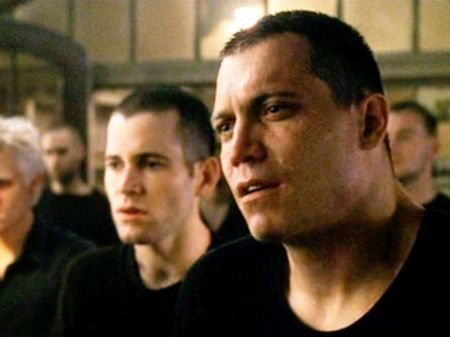 Holt McCallany as The Mechanic in Fight Club