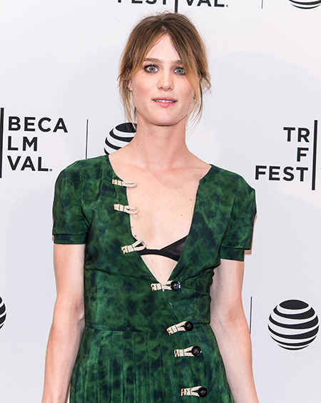 Actress Mackenzie Davis