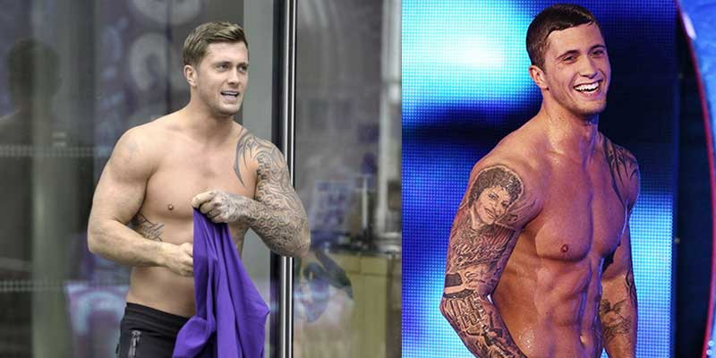 English TV Personality Dan Osborne Removed His Michael Jackson-Tattoo In A Bid To Enter Hollywood