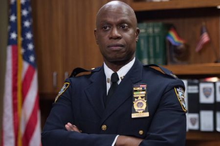 Braugher as Captain Raymond Jacob Holt in Brooklyn Nine-Nine