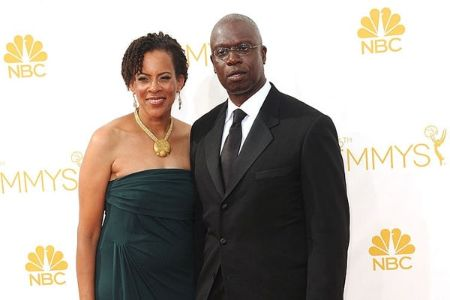 Andre Braugher with wife Ami Brabson
