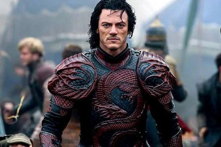 Luke Evans as Vlad Dracula in Dracula Untold