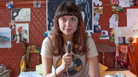 Bel Powley's award-winning performance in Diary of a Teenage Girl