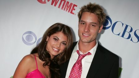 Justin Hartley and ex-wife, Lindsay Korman