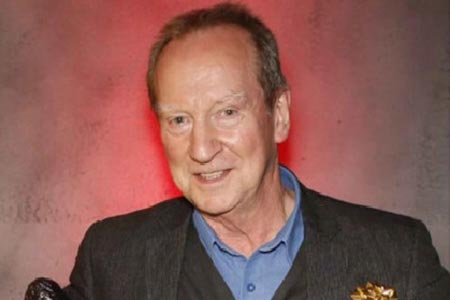 Scottish actor, famous for British TV series, Fleabag, Bill Paterson