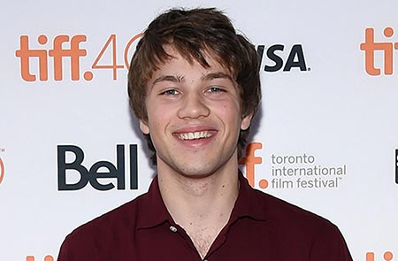 Canadian actor Connor Jessup